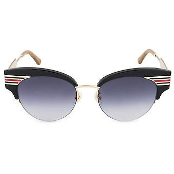 Gucci Cat Eye Sunglasses GG0283S 001 53