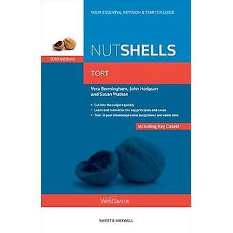 Nutshells Tort (10th edition) by Vera Bermingham - Susan Watson - 978