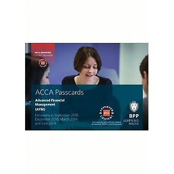 ACCA Advanced Financial Management-cartes d'accès par BPP Learning Media-