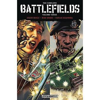 Garth Ennis' Complete Battlefields Volume 3 by Garth Ennis - 97815241