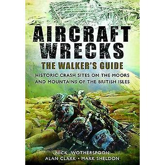 Fly vrag-en Walker guide-historiske crash sites på maurerne
