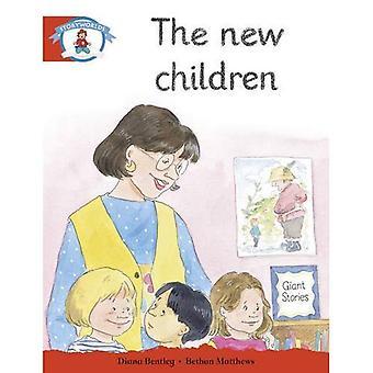 Literacy Edition Storyworlds Stage 1: New Children