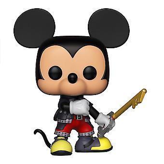 Kingdom Hearts 3 Pop! Statuetta in vinile 489 Topolino in plastica, di Funko, in scatola regalo.