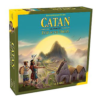 Catan Rise of The Inkas Card Game