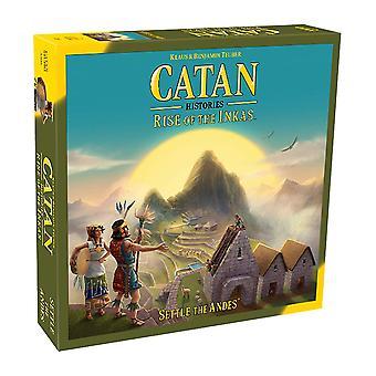 Az Inkas kártyajáték emelkedése Catan