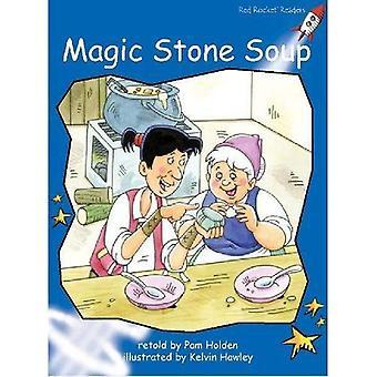 Magische steen soep (rode raket lezers)