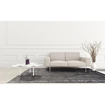 Fading World Generation 8639 Grey Natural Rectangle Rugs Modern Rugs