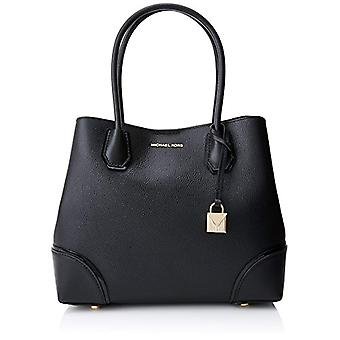 Michael Kors Annie Black Women's Tote Bag (Black) 14x24.1x33 cm (W x H x L)