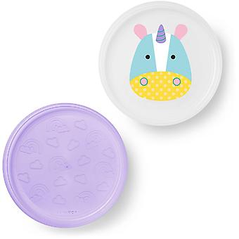 Placas Skip Hop Zoo Smart Serve 2Pk