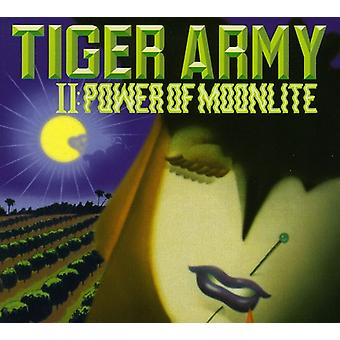 Tiger Army - 2-Power of Moonlite [CD] USA import
