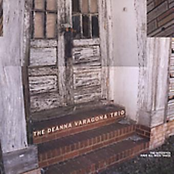 Deanna Varagona Trio - All the Goodbyes Have Been Taken Hello [CD] USA import