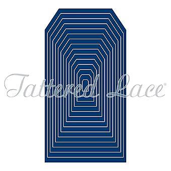 Tags: Tattered Lace Essentials Metal Card Die Stephanie Weightman