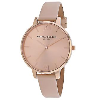 Olivia Burton Women's Classic Pink  Dial Watch - OB16BD94