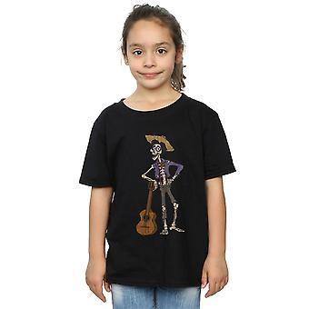 Disney Girls Coco Hector kitara T-paita