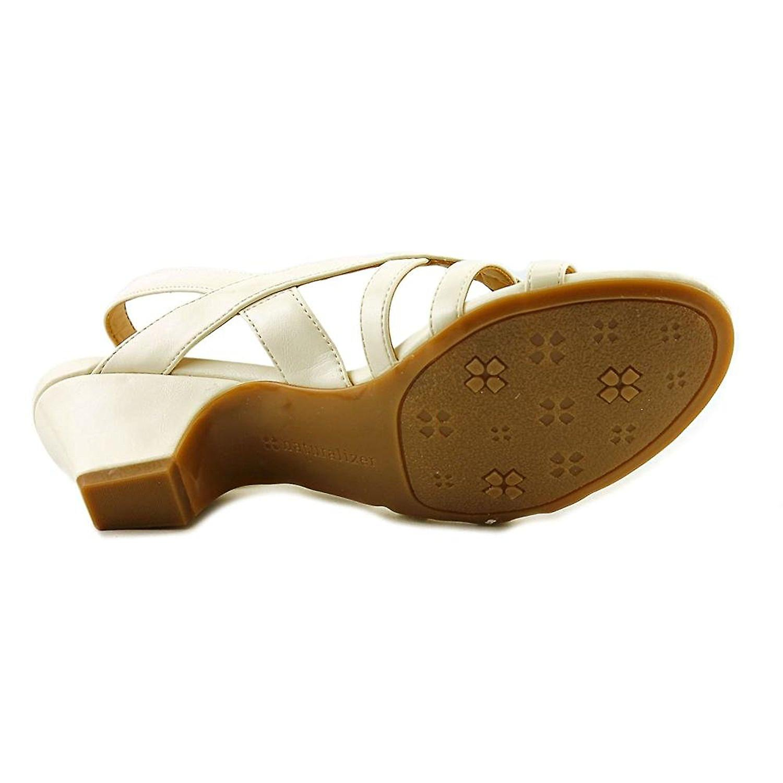 Naturalizer Womens Belize Open Toe Casual Slingback Sandals