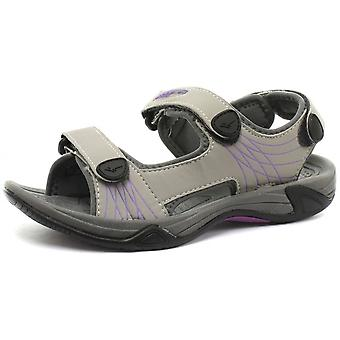 Gola das mulheres/senhoras Treko sandálias