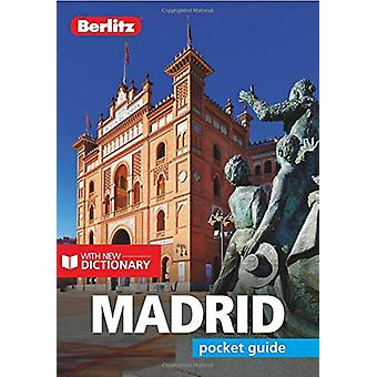 Berlitz Pocket Guide Madrid Travel Guide with Dictionary
