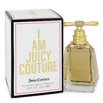 I am juicy couture eau de parfum spray by juicy couture 530808 100 ml