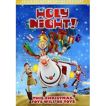 Holy Night! [DVD] USA import