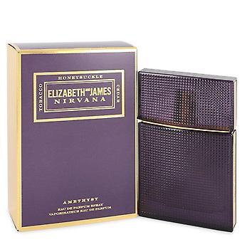 Nirvana amethyst eau de parfum spray (unisex) door elizabeth en james 542912 50 ml
