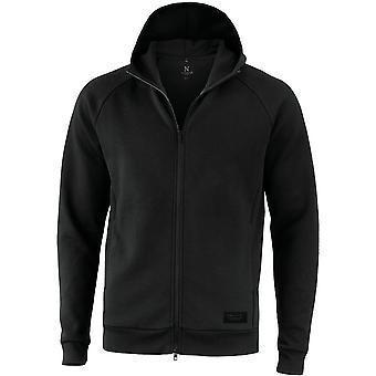 Nimbus mens Hampton Hooded ful zip casual Sweatshirt