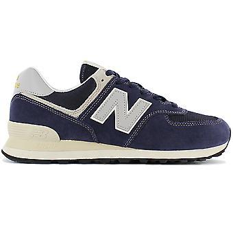 New Balance Classics ML574VLA Zapatos de Hombre Zapatos Deportivos Azul