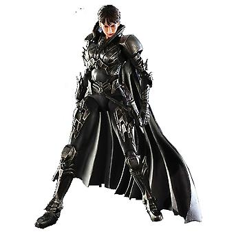 Superman Man of Steel Faora-Ul Play Arts Actie Figuur
