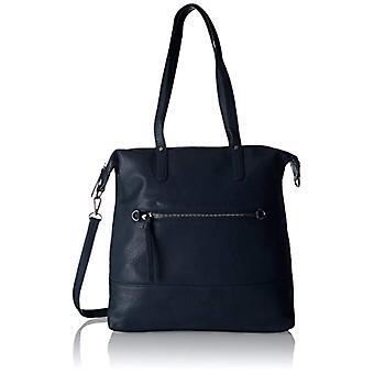 Tom Tailor Acc In the Women's Blau 12x36x37cm Shoulder Bags (L x H D)