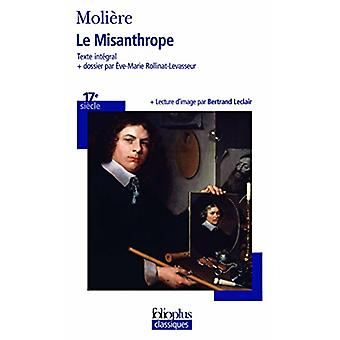 Le Misanthrope by Moliere - 9782070441020 Book