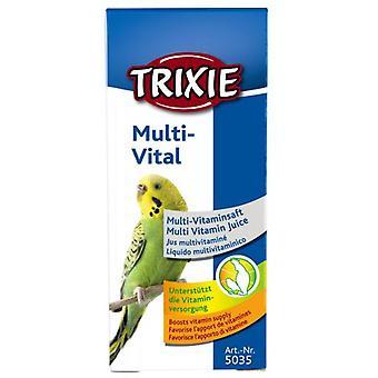 Trixie Multi-Vital for Birds 50 Ml. (Birds , Bird Food , Supplements)