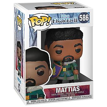 Funko Pop! Vinyl Frozen 2 Mattias