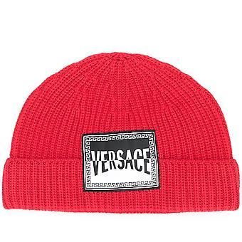 Cappello Maglia Logo Beanie