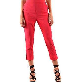 Elisabetta Franchi Ezbc050213 Women's Fuchsia Polyester Pants
