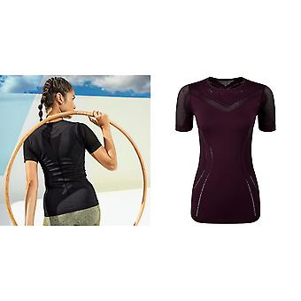 TriDri Womens/Ladies TriDri 3D Fit Seamless Sports Top
