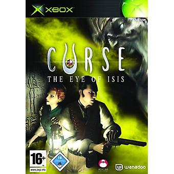 Curse The Eye of Isis (Xbox) - New