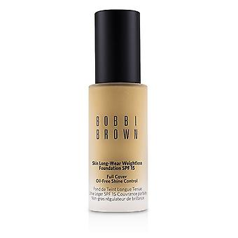 Bobbi Brown Skin Long Wear Weightless Foundation Spf 15 - # Natural - 30ml/1oz