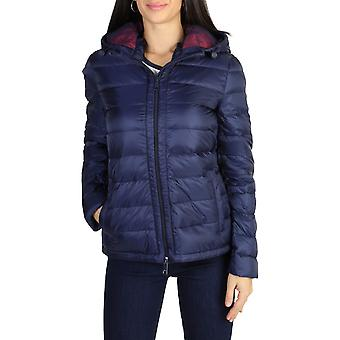 Tommy Hilfiger Original Women All Year Jacket - Blue Color 40753