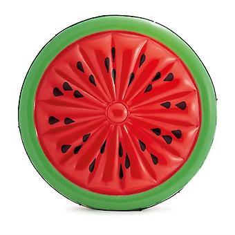 Flutuador inflável da melancia, 183 cm