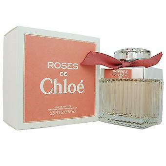 Roses de chloé pour femme par chloe 2,5 oz eau de toilette spray