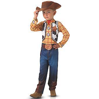 Déguisement classique Woody - Toy Story garçon