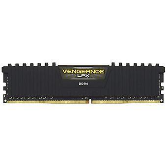 كورساير الانتقام LPX ذكريات سطح المكتب عالية الأداء، 16 غيغابايت (2 × 8 غيغابايت)، DDR4، 2133 ميغاهرتز، C13 XMP 2.0، أسود