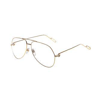 Cartier premiere DE CARTIER CT0116O 003 Gold Glasses