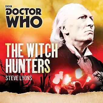 Doctor Who The Witch Hunters by Lyons & Steve