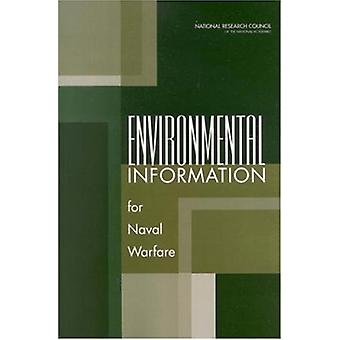 Environmental Information for Naval Warfare by National Research Coun