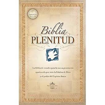 Biblia Plenitud by Zondervan - 9780899222776 Book