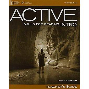 Active Skills for Reading Intro PreIntermediate to Intermediate Teachers Guide 3rd ed by Neil Anderson