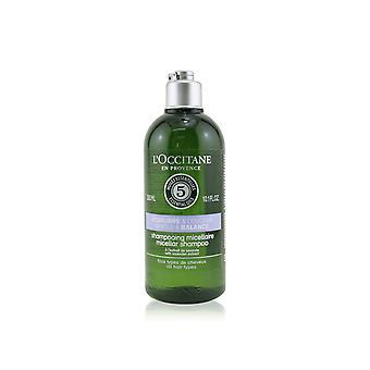 Aromachologie gentle & balance micellar shampoo (all hair types) 247530 300ml/10.1oz