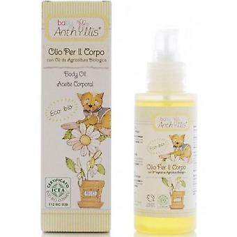 Baby Anthyllis Baby Body Oil Ecobio