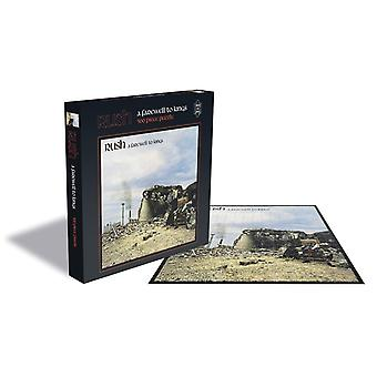 Rocksaws - a farewell to kings - rush 500pc puzzle