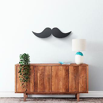 Metal Wall Art - Mustache